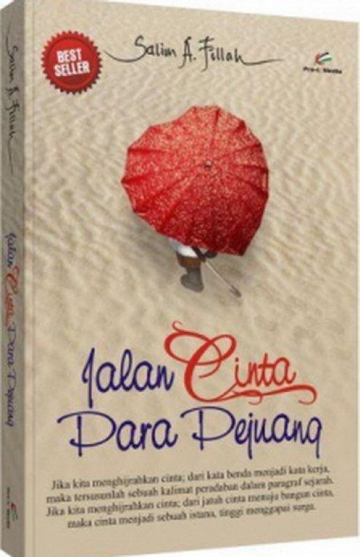 Cover Buku Jalan Cinta Para Pejuang