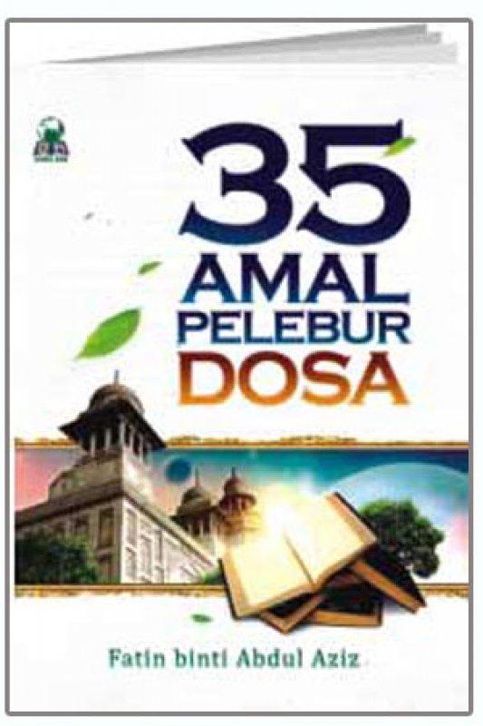 Cover Buku 35 Amal Pelebur Dosa