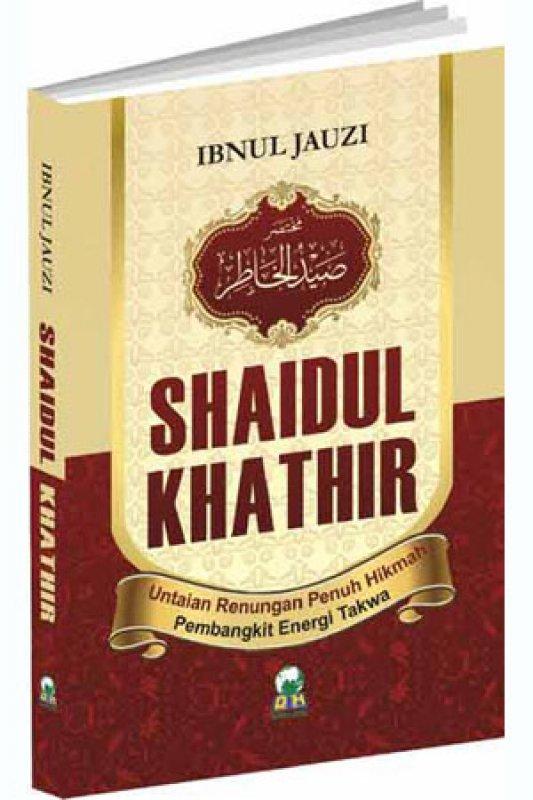 Cover Buku Shaidul Khathir (DARUL HAQ)