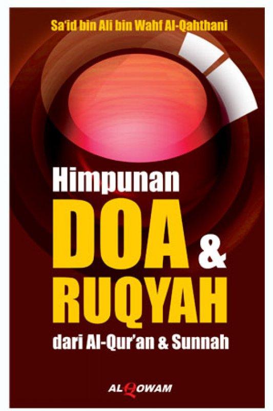 Cover Buku HIMPUNAN DOA & RUQYAH