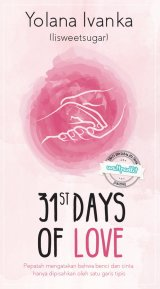 31st Days of Love [Edisi TTD] (Free Standing Character)