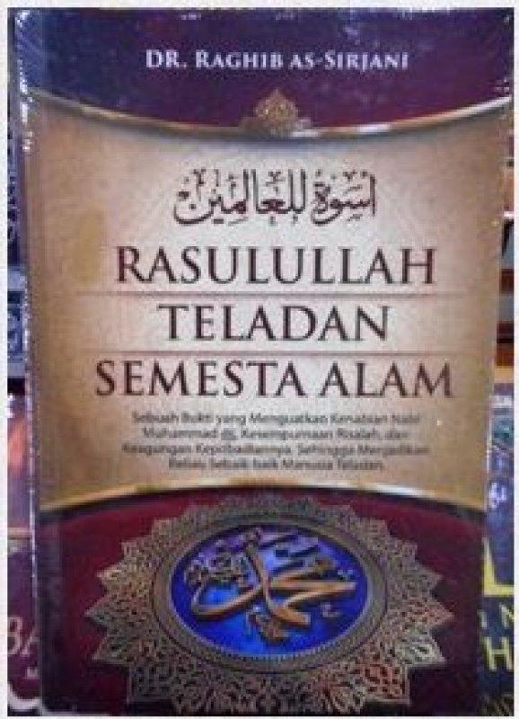Cover Buku Rasulullah Teladan Semesta Alam