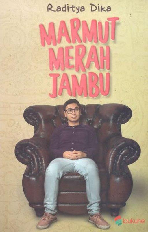 Cover Buku Marmut Merah Jambu (Cover Baru) (Promo Best Book)