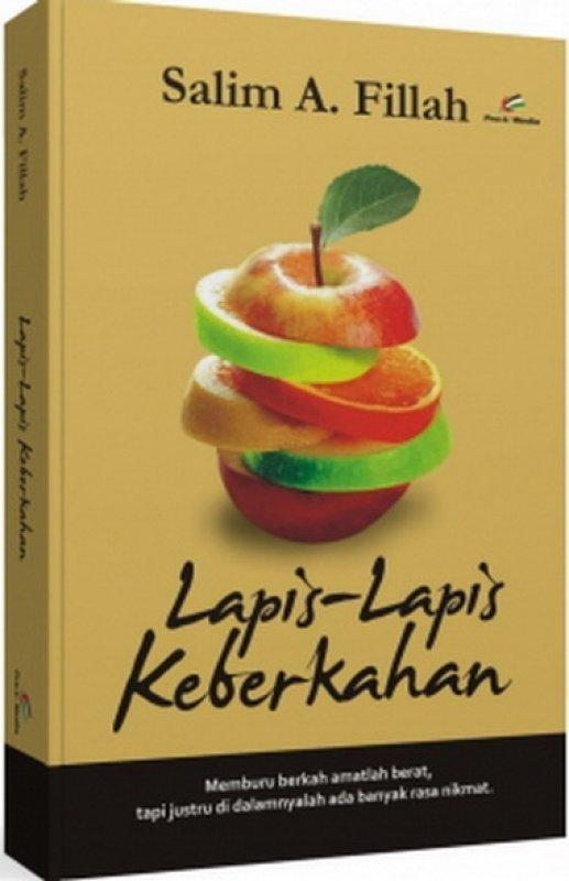 Cover Buku Lapis-lapis Keberkahan