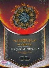 AL-QURAN WAQAF dan IBTIDA MERAH