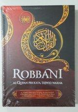 ROBBANI A5 : AL-QURAN PER KATA, TAJWID WARNA MERAH