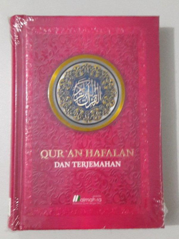 Cover Buku QURAN HAFALAN DAN TERJEMAH
