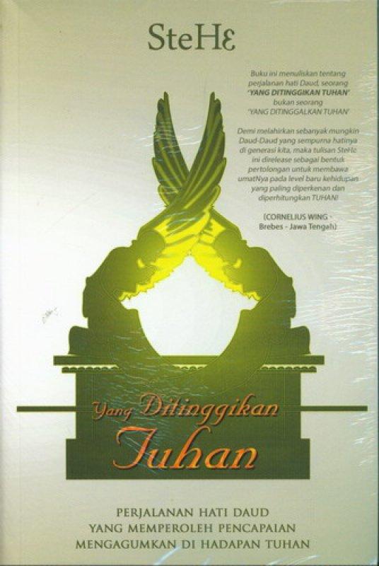 Cover Buku Yang Ditinggikan Tuhan