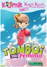 Komik Kkpk Next G: Tomboi Jadi Feminin (Republished)