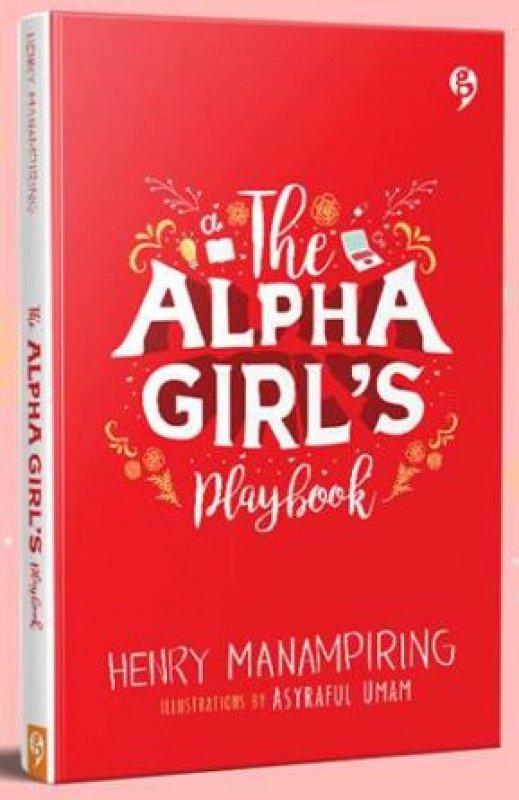Cover Buku The Alpha Girls Playbook