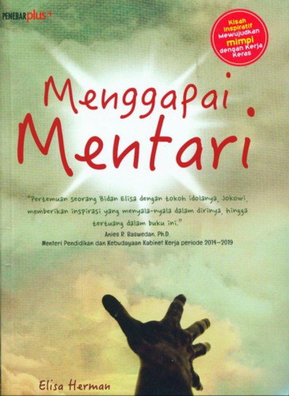 Cover Buku Menggapai Mentari