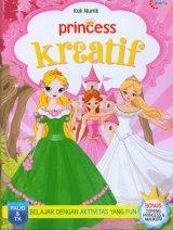 Princess Kreatif [Bonus: Topeng Princess & Mahkota]