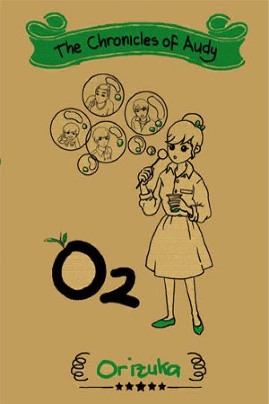 Cover Belakang Buku The Chronicles Of Audy:O2