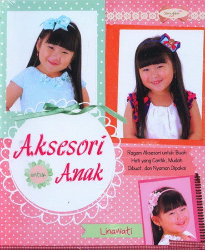 Cover Buku Aksesori Untuk Anak