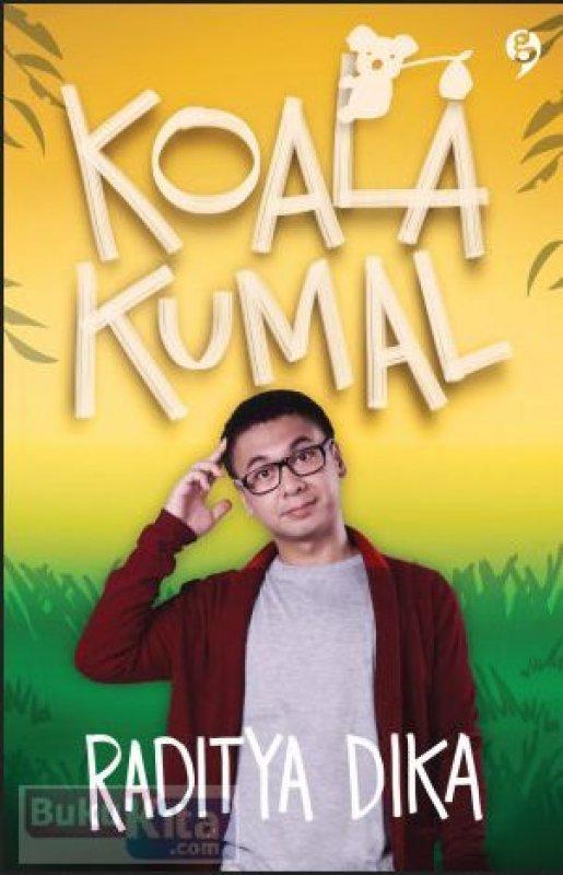 Cover Buku Koala Kumal (Cover Baru) (Promo Best Book)