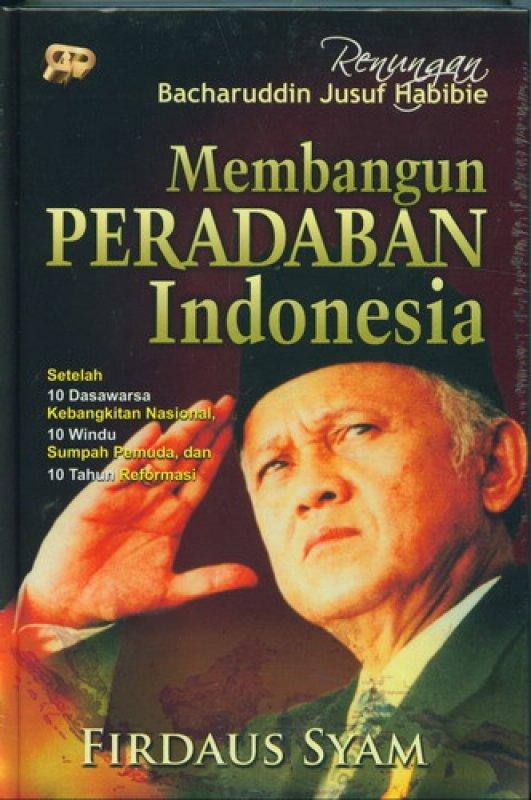 Cover Buku Membangun Peradaban Indonesia