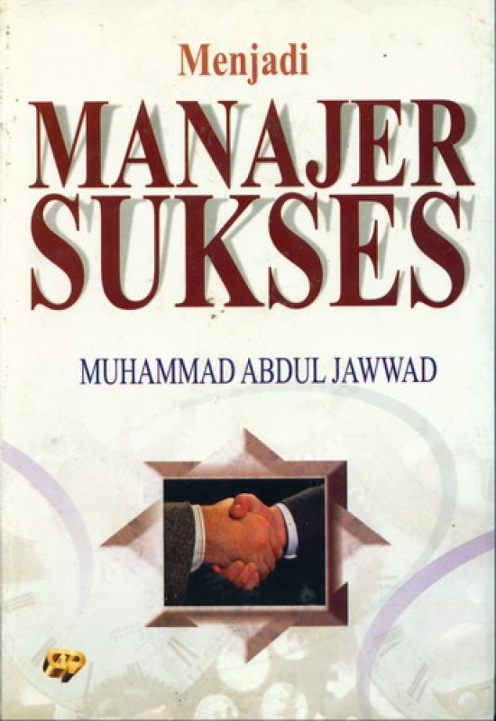 Cover Buku Menjadi Manajer Sukses