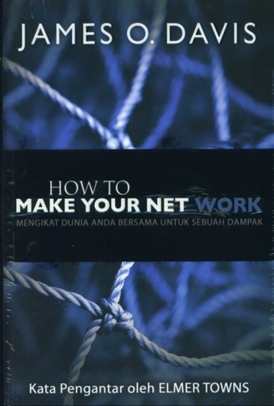 Cover Buku How To Make Your Net Work