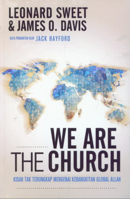 Cover Buku We Are The Church