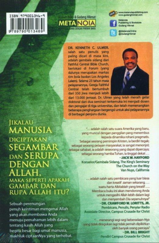 Cover Belakang Buku In His Image