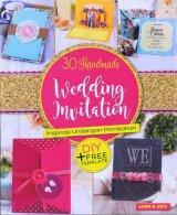 30 Handmade Wedding Invitation - Inspirasi Undangan Pernikahan