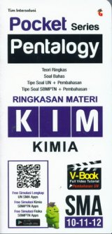 Pocket Series Pentalogy KIMIA SMA 10-11-12