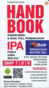 Handbook IPA SMP kelas 7-8-9 (Rangkuman & Soal full Pembahasan)