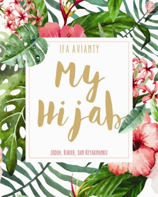 Cover Buku My Hijab (Penuntun)