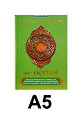 Al-Akhyar A5 (Cover Hijau)