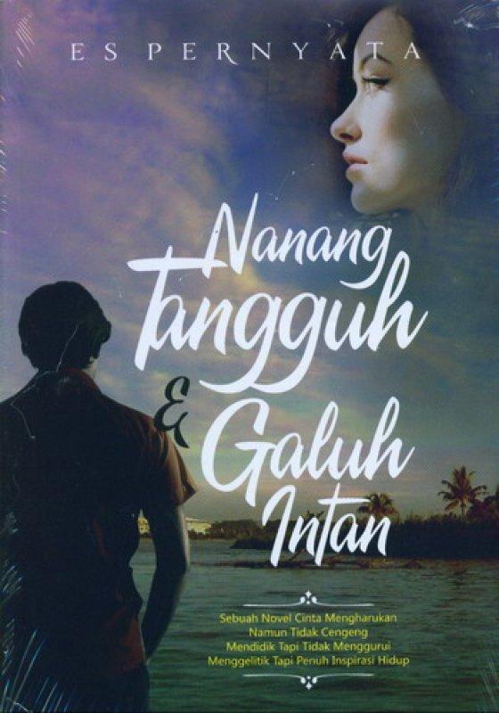Cover Buku Nanang Tangguh dan Galuh Intan
