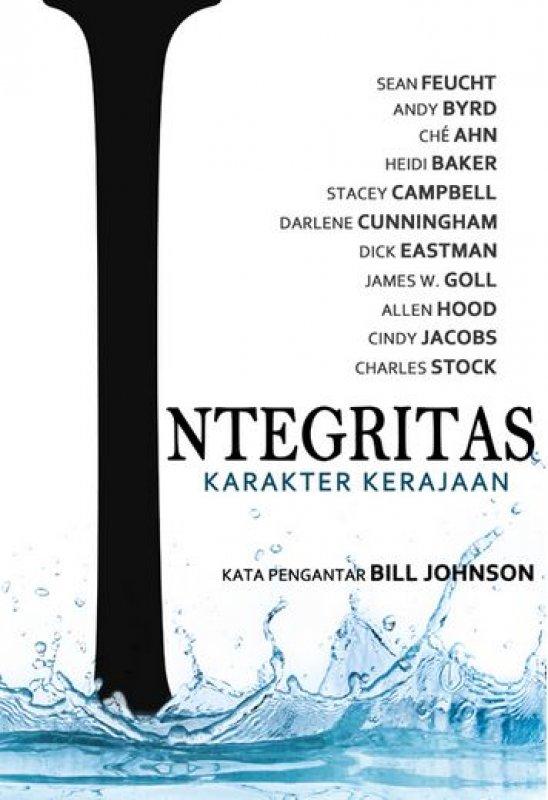 Cover Buku Integritas: Karakter Kerajaan
