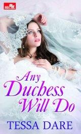 Hr: Any Duchess Will Do