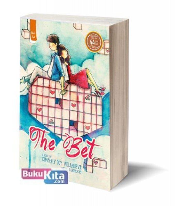 Cover Buku The Bet