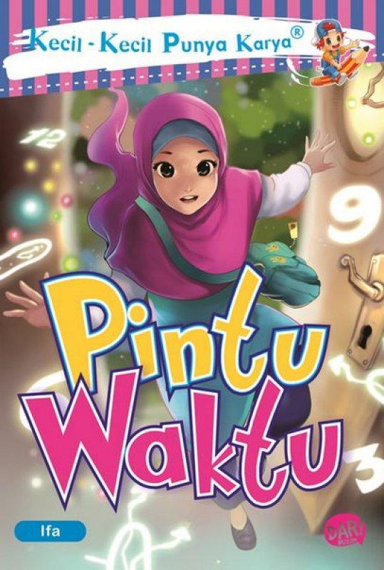 Cover Buku Kkpk : Pintu Waktu - Time Door