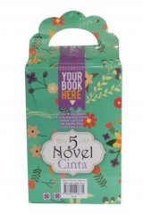 Box Paket 5 Novel Cinta