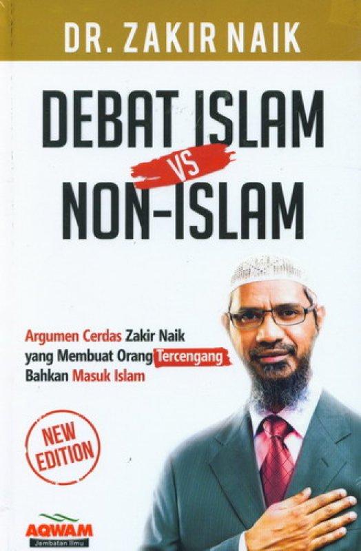 Cover Buku Debat Islam VS Non-Islam [Hard Cover]