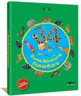 34 Dunia Binatang Nusantara-Hc