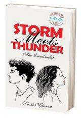 Storm Meet Thunder (Edisi TTD) & Bonus Standing Karakter