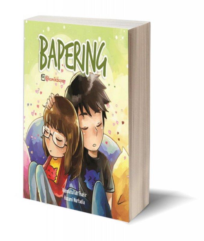 Cover Buku BAPERING @komikbaper