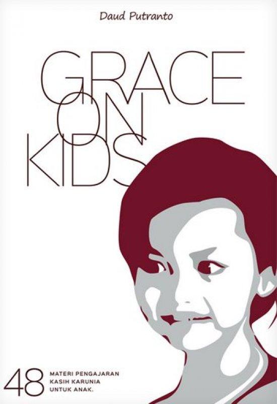 Cover Buku Grace On Kids
