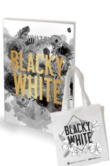 Blacky White [Ber-TTD + Totebag] (Novel_up_80%)