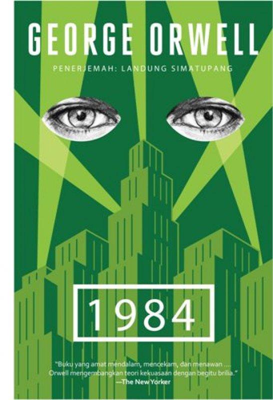 Cover Buku 1984 - Republish