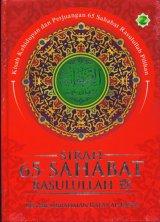 Sirah 65 Sahabat Rasulullah [Hard Cover]