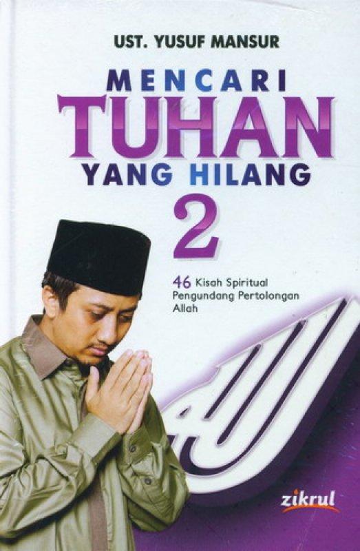Cover Buku Mencari Tuhan Yang Hilang 2 [Hard Cover]