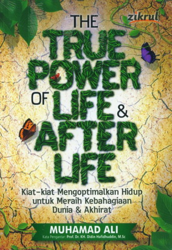 Cover Buku The True Power of Life dan After Life