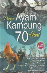 Panen Ayam Kampung 70 Hari