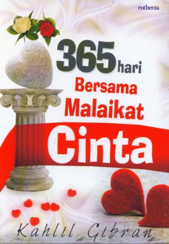 Cover Buku 365 Hari Bersama Malaikat Cinta
