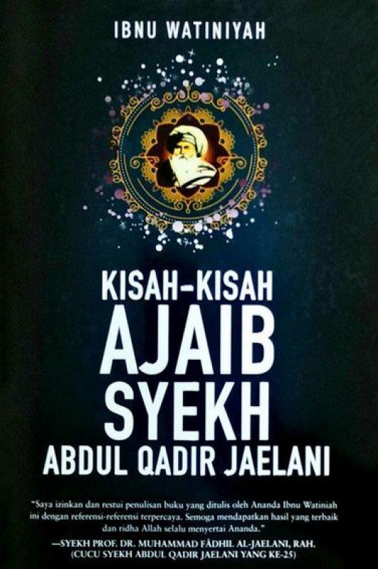 Cover Buku Kisah-kisah Ajaib Syekh Abdul Qadir Jaelani
