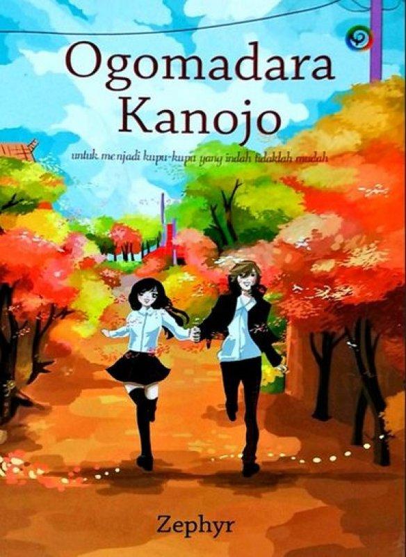 Cover Buku Ogomadara Kanojo