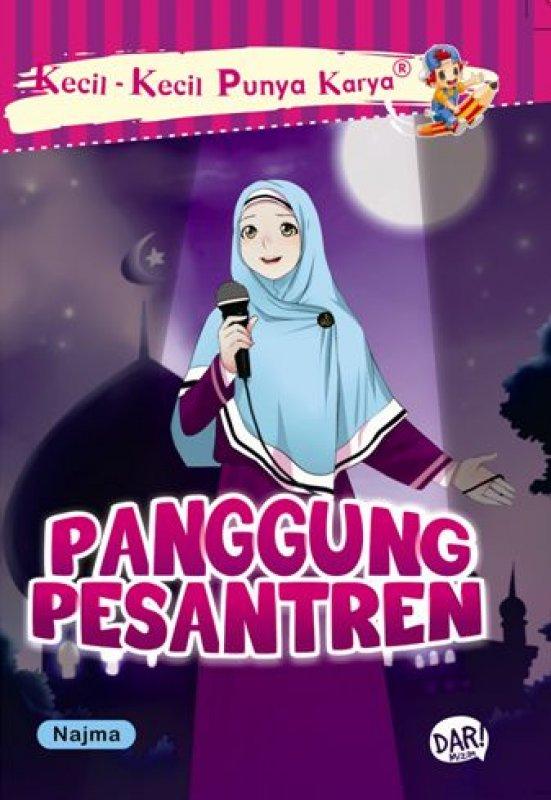 Cover Buku Kkpk.Panggung Pesantren (Fresh Stock)